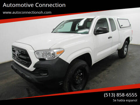 2016 Toyota Tacoma for sale at Automotive Connection in Fairfield OH