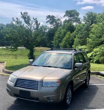 2008 Subaru Forester for sale at ONE NATION AUTO SALE LLC in Fredericksburg VA