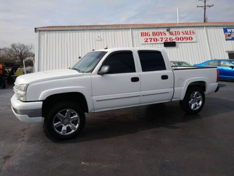 2005 Chevrolet Silverado 1500 for sale at Big Boys Auto Sales in Russellville KY