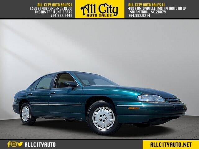 1997 Chevrolet Lumina for sale at All City Auto Sales II in Indian Trail NC