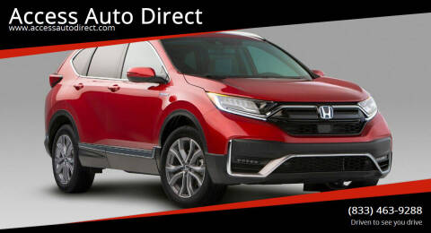 2019 Honda CR-V for sale at Access Auto Direct in Baldwin NY
