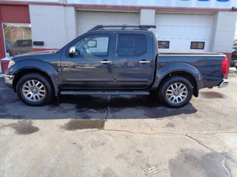 2012 Nissan Frontier for sale at Best Choice Auto Sales Inc in New Bedford MA