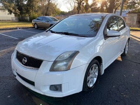 2012 Nissan Sentra for sale at Florida Prestige Collection in St Petersburg FL