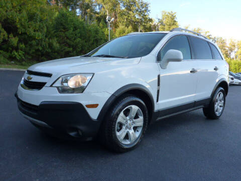 2014 Chevrolet Captiva Sport for sale at RUSTY WALLACE KIA OF KNOXVILLE in Knoxville TN