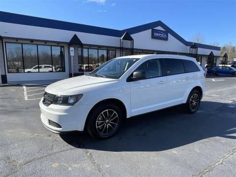 2018 Dodge Journey for sale at Impex Auto Sales in Greensboro NC
