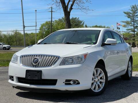 2012 Buick LaCrosse for sale at MAGIC AUTO SALES in Little Ferry NJ