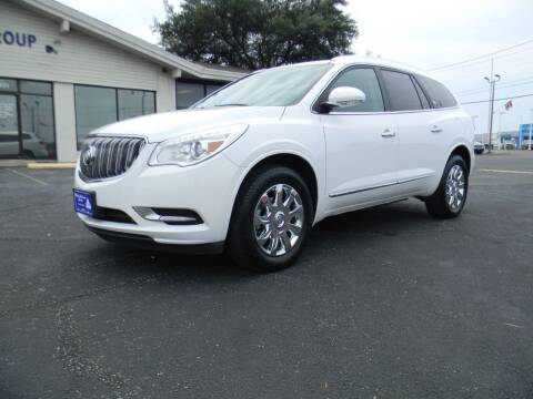 2017 Buick Enclave for sale at MARK HOLCOMB  GROUP PRE-OWNED in Waco TX