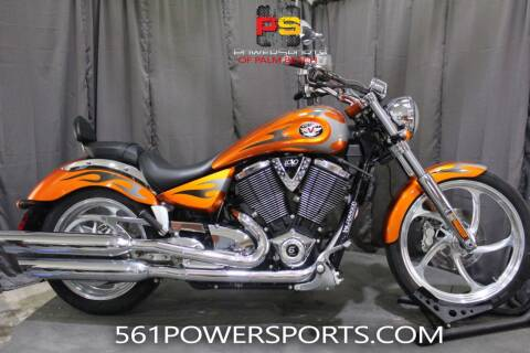 2006 Victory Vegas for sale at Powersports of Palm Beach in Hollywood FL