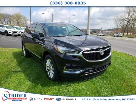 2021 Buick Enclave for sale at STRIDER BUICK GMC SUBARU in Asheboro NC