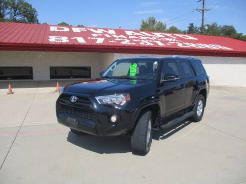 2016 Toyota 4Runner for sale at DFW Auto Leader in Lake Worth TX