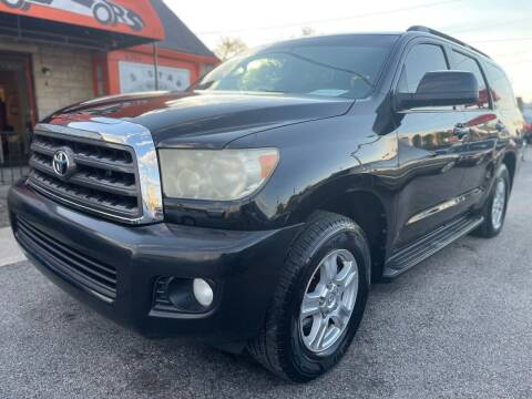 2008 Toyota Sequoia for sale at 5 STAR MOTORS 1 & 2 - 5 STAR MOTORS in Louisville KY