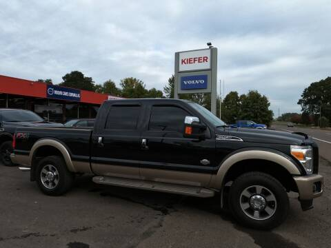 2012 Ford F-250 Super Duty for sale at Kiefer Nissan Budget Lot in Albany OR