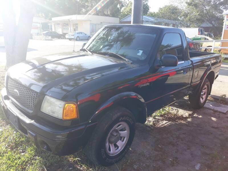 2003 Ford Ranger for sale at U-Safe Auto Sales in Deland FL