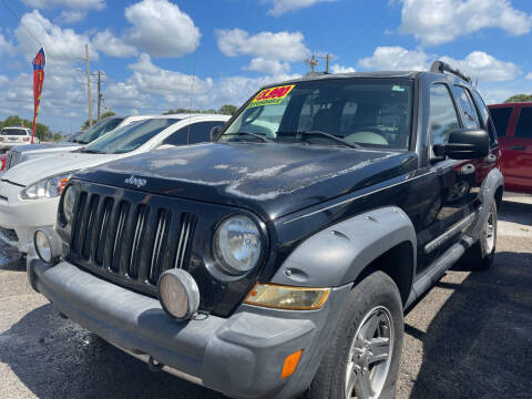 2005 Jeep Liberty for sale at EXECUTIVE CAR SALES LLC in North Fort Myers FL