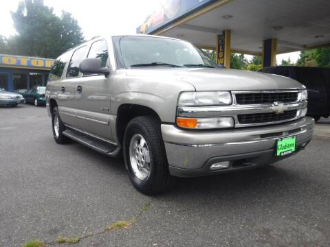 2000 Chevrolet Suburban for sale at Brooks Motor Company, Inc in Milwaukie OR