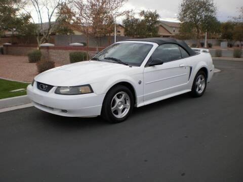 2004 Ford Mustang for sale at Maverick Enterprises in Pollock SD