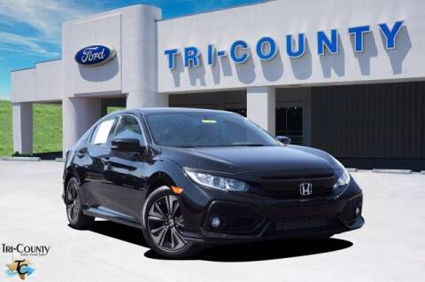 2018 Honda Civic for sale at TRI-COUNTY FORD in Mabank TX