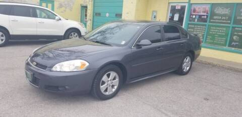2010 Chevrolet Impala for sale at Stewart Auto Sales Inc in Central City NE