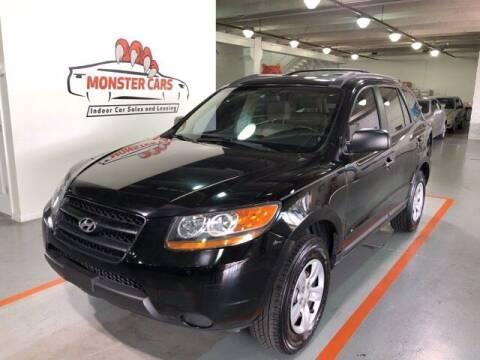 2009 Hyundai Santa Fe for sale at Monster Cars in Pompano Beach FL