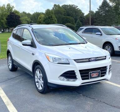 2016 Ford Escape for sale at Clapper MotorCars in Janesville WI