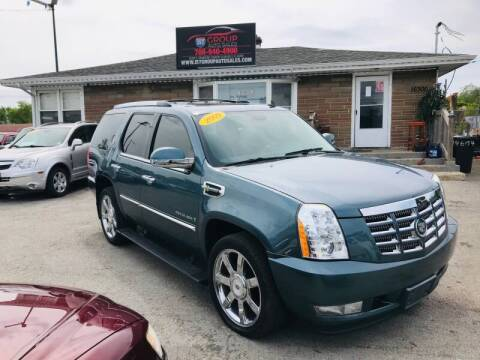 2009 Cadillac Escalade Hybrid for sale at I57 Group Auto Sales in Country Club Hills IL