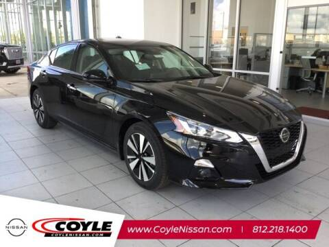 2020 Nissan Altima for sale at COYLE GM - COYLE NISSAN - Coyle Nissan in Clarksville IN