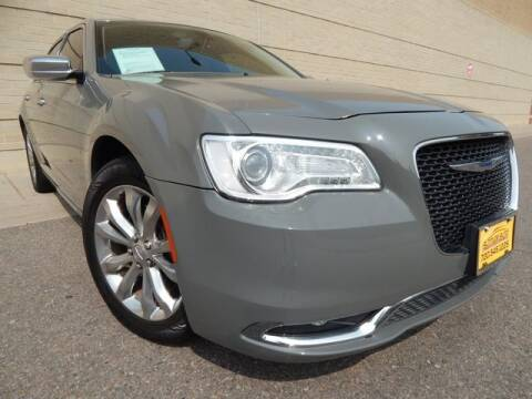 2018 Chrysler 300 for sale at Altitude Auto Sales in Denver CO