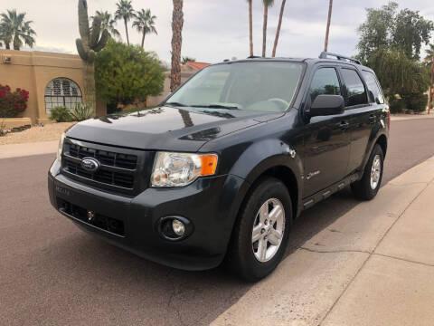 2009 Ford Escape Hybrid for sale at Arizona Hybrid Cars in Scottsdale AZ