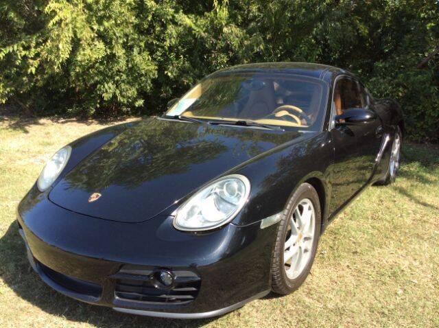 2008 Porsche Cayman for sale at Allen Motor Co in Dallas TX