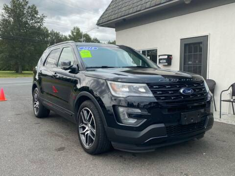 2016 Ford Explorer for sale at Vantage Auto Group in Tinton Falls NJ