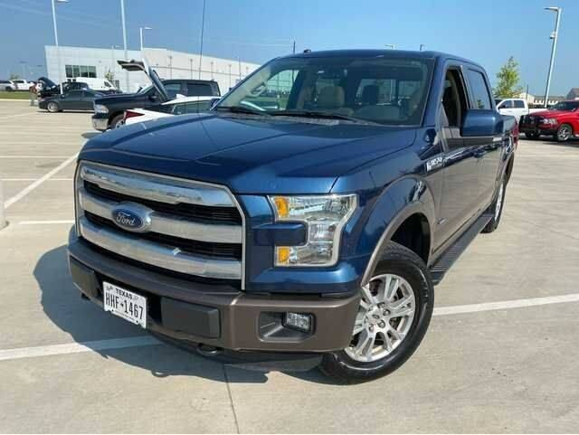 2016 Ford F-150 for sale at FREDY USED CAR SALES in Houston TX