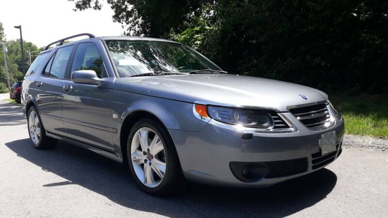 2007 Saab 9-5 for sale at Automazed in Attleboro MA