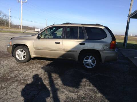 2004 GMC Envoy for sale at Kevin's Motor Sales in Montpelier OH