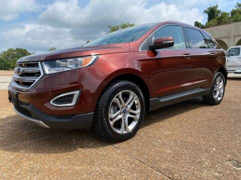 2016 Ford Edge for sale at DABBS MIDSOUTH INTERNET in Clarksville TN