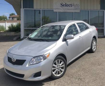 2010 Toyota Corolla for sale at Select Auto Imports in Provo UT