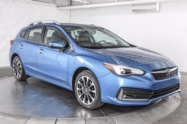 2022 Subaru Impreza for sale in Austin, TX