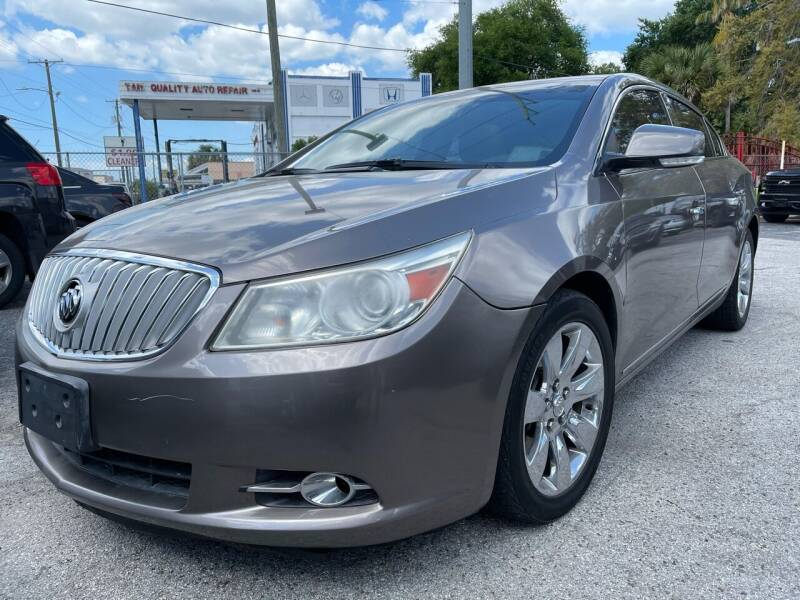 2011 Buick LaCrosse for sale at Always Approved Autos in Tampa FL