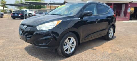 2011 Hyundai Tucson for sale at Fast Trac Auto Sales in Phoenix AZ
