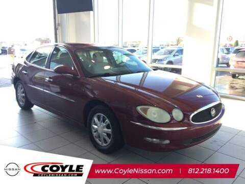 2006 Buick LaCrosse for sale at COYLE GM - COYLE NISSAN - Coyle Nissan in Clarksville IN