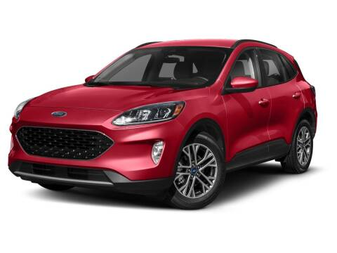 2021 Ford Escape for sale at Herman Motors in Luverne MN