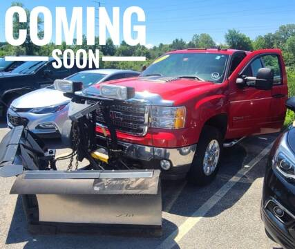 2013 GMC Sierra 2500HD for sale at South Point Auto Plaza, Inc. in Albany NY