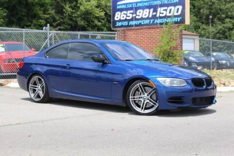 2011 BMW 3 Series for sale at Skyline Motors in Louisville TN