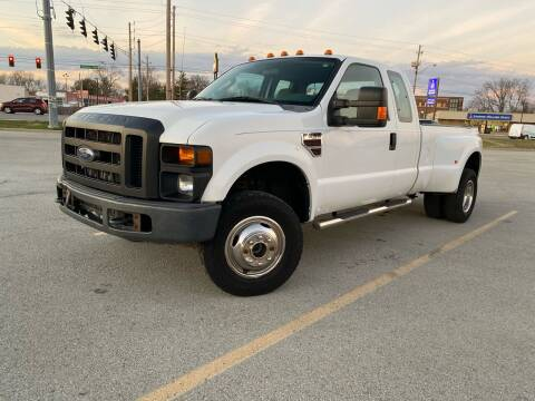 2008 Ford F-350 Super Duty for sale at Samuel's Auto Sales in Indianapolis IN