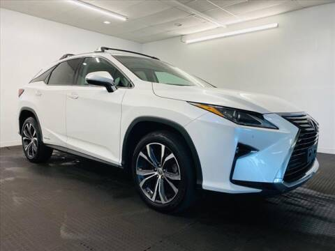 2017 Lexus RX 450h for sale at Champagne Motor Car Company in Willimantic CT