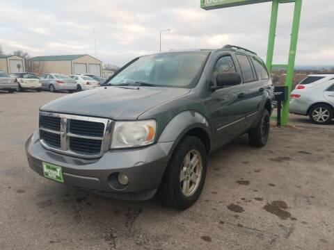 2008 Dodge Durango for sale at Independent Auto in Belle Fourche SD