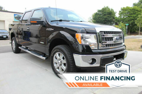 2013 Ford F-150 for sale at K & L Auto Sales in Saint Paul MN
