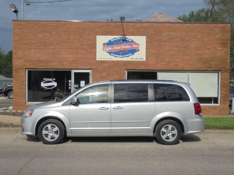 2011 Dodge Grand Caravan for sale at Eyler Auto Center Inc. in Rushville IL