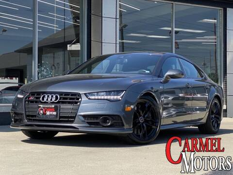 2016 Audi S7 for sale at Carmel Motors in Indianapolis IN