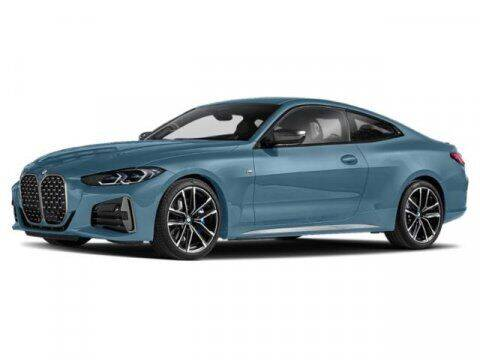 2021 BMW 4 Series for sale at Park Place Motor Cars in Rochester MN