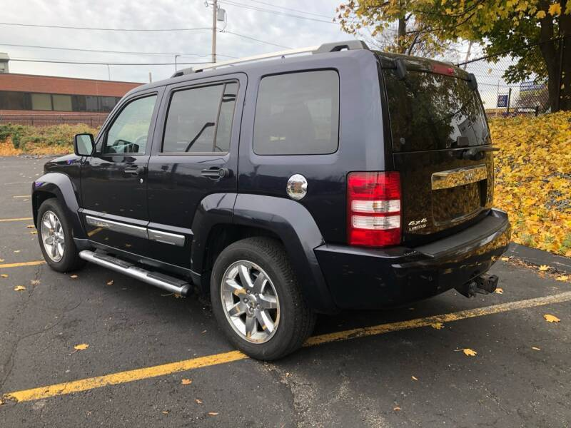 2011 Jeep Liberty 4x4 Limited 4dr SUV - Dorchester MA